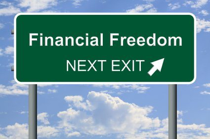 Financial Freedom is around the corner - ask our experts how you can invest!